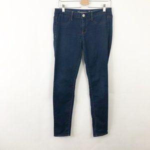 American Eagle Jegging Jeans Denim Size 8 Skinny
